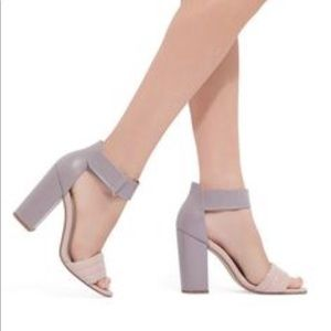 New Shoemint Faith Heels